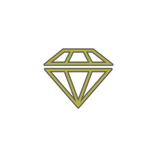 Crystal Quadrilateral Crystal Components Diyas Crystal