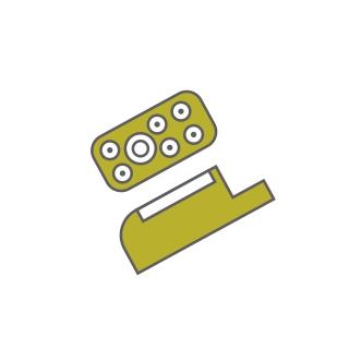 Signal Amplifier Controllers LTECH DMX / RGB / WWCW