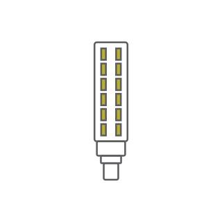 Classic Deco LED Lamps Luxram Vintage