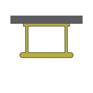 Indi P40 T Indoor Pendant Luminaires Dlux Linear Pendant