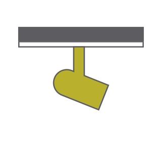 Axa 25 Tracks Luminaires Dlux Track Fitting 16-29W