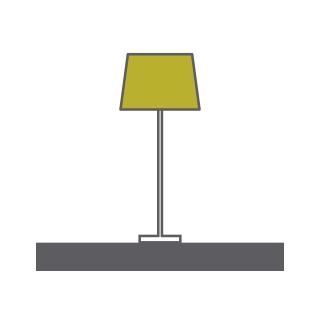Argi Floor Lamps Mantra Traditional Floor Lamps