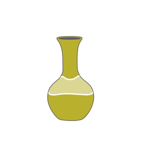 Celeste Mosaic Art Glassware Diyas Home Vases